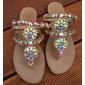 Milano Crystals Sandals